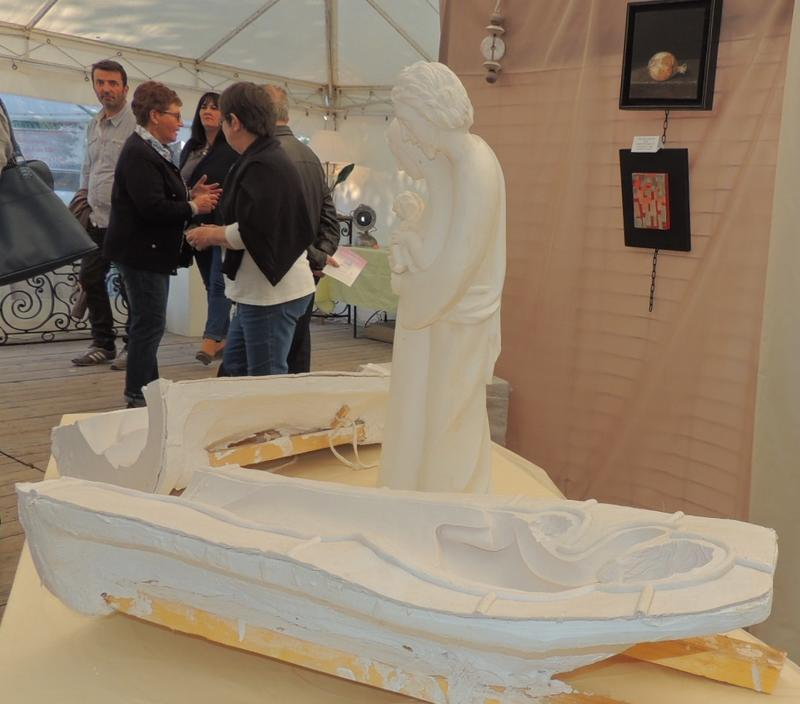 Foire artisanale Vailly/Aisne 041015